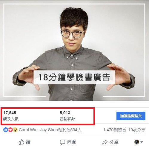 18分鐘臉書廣告投放 2